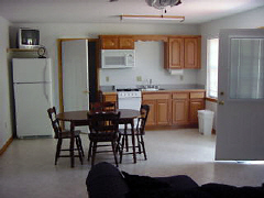 North River Campground offers studio apartment rentals located near Elizabeth City, The Outer Banks and Hampton Roads.